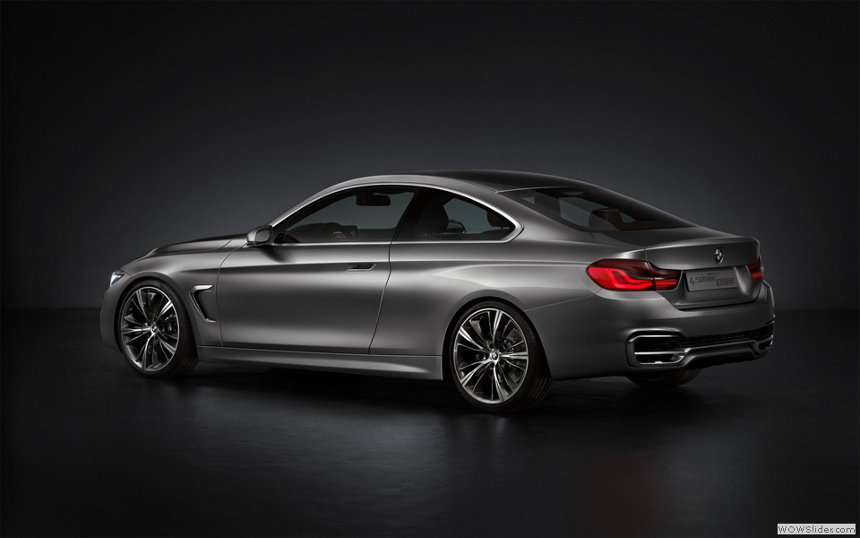 BMW 4 Series Coupe Concept